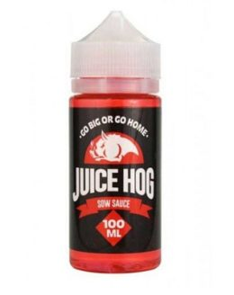 Juice Hog E Liquid-Sow Sauce