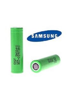 SAMSUNG 25R 18650 BATTERY 2 PACK