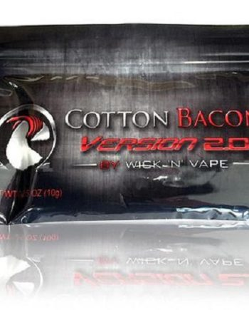 COTTON BACON BY WICK N VAPE V2