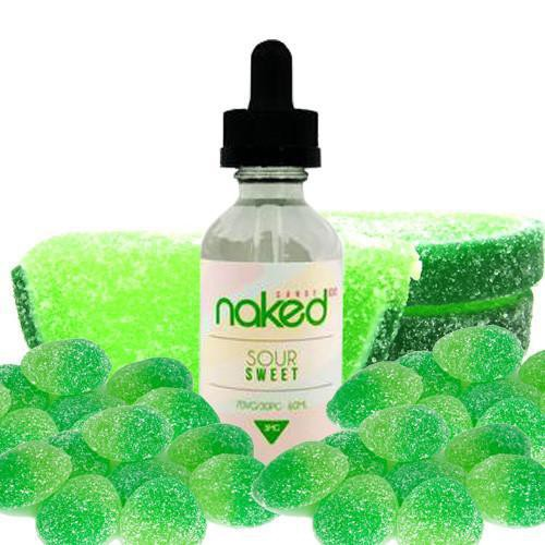 NAKED 100 CANDY- SOUR SWEET E-JUICE