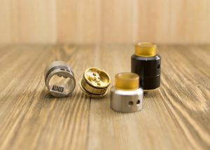 Pulse BF RDA by Vandy Vape and Tony Brittan