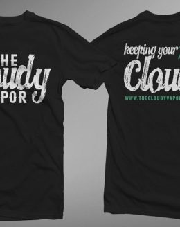 The Cloudy Vapor T-Shirt