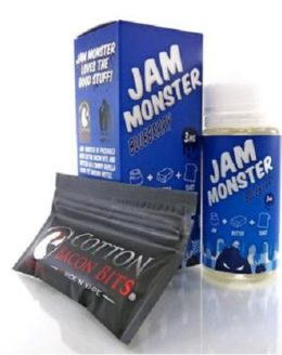Jam Monster Blueberry E-Liquid