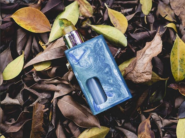 Ram Box Blue Resin with Serpent BF RDA