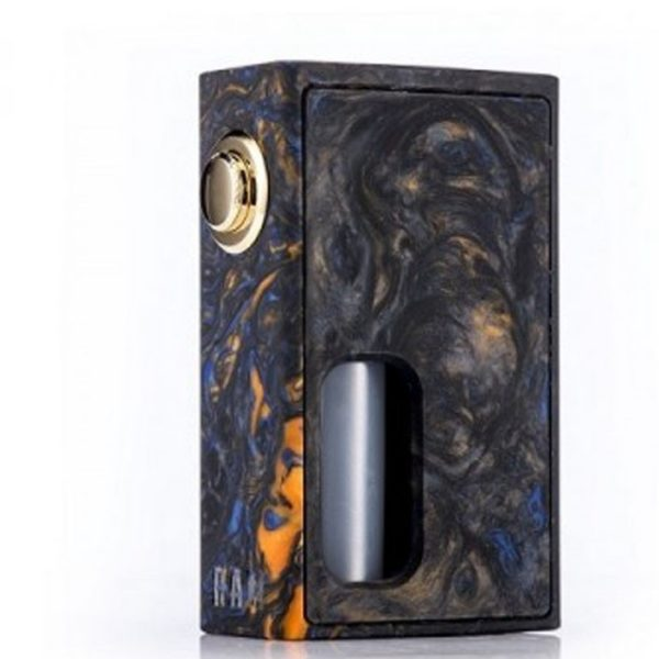 Ram Box Mod Black Resin