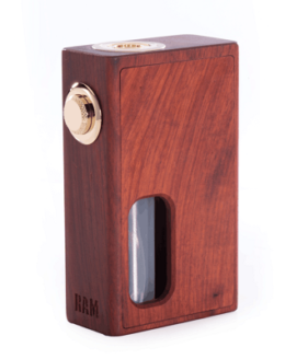 Ram Squonker Box Mod by Stentorian and Wotofo