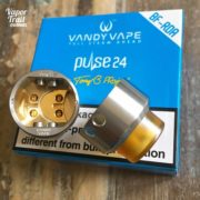 Pulse 24 BF RDA A Tony B Project by VandyVape