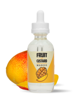 Fruit N Custard Mango