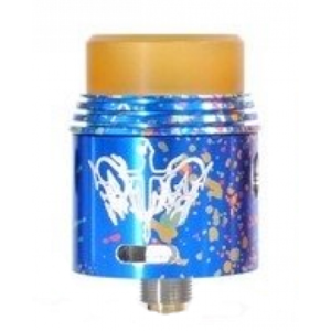 RAPTURE RDA blue cotton candy