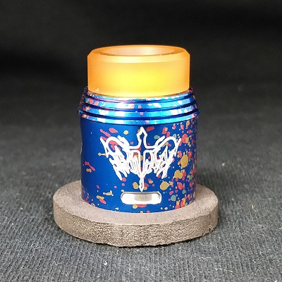 RAPTURE RDA by ARMAGEDDON MFG Blue Cotton Candy