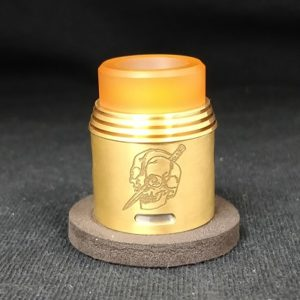 RAPTURE RDA by ARMAGEDDON MFG Front