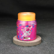 RAPTURE RDA by ARMAGEDDON MFGRed Cotton Candy