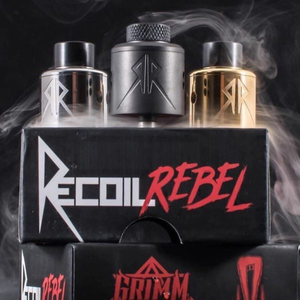 Recoil Rebel RDA all colors