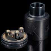 Recoil Rebel RDA with deck in Black