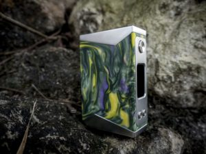 Basilisk Box Mod by Stentorian green 2
