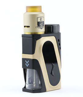 Gold Capo Squonk Kit