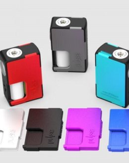 Spare Panels for Pulse BF Mod by Vandy Vape