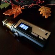 SIRIUS 200W mod by MODEFINED with tank