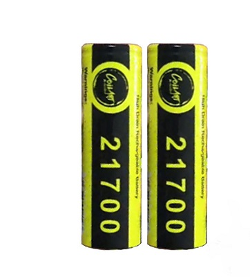 21700 Battery by Coilart