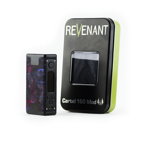 Cartel 160 Blaq mod with box