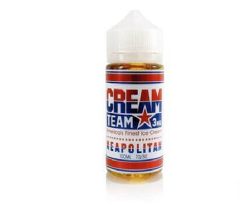Cream Team NEAPOLITAN E-Liquid