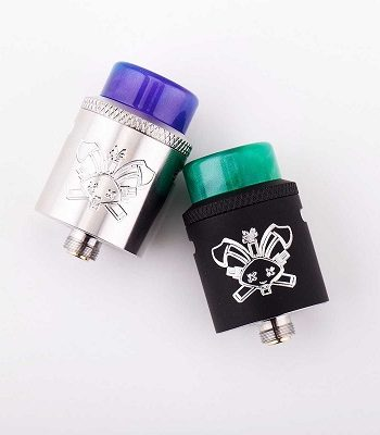 Dead Rabbit SQ RDA by Hellvape