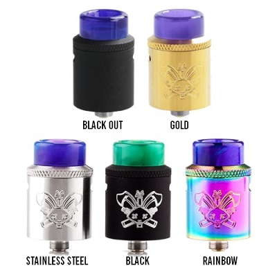 Dead Rabbit SQ RDA by Hellvape all colors