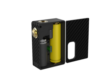 Nudge BF Squonk Mod by Wotofo inside