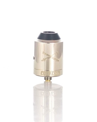 Culverin RDA by Broadside white brass