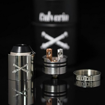 Culverin RDA by Broadside with deck