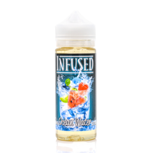 Infused Ejuice Ocean Water