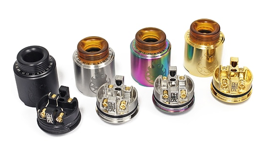 Phobia RDA by Vandy Vape Deck all colors