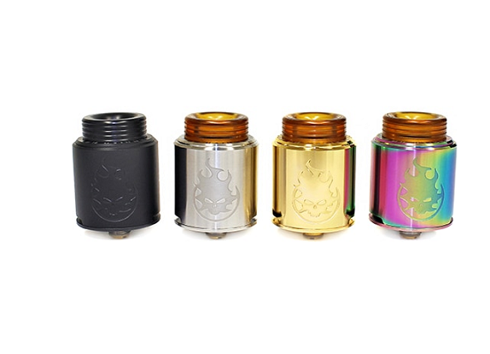 Phobia RDA by Vandy Vape in all colors