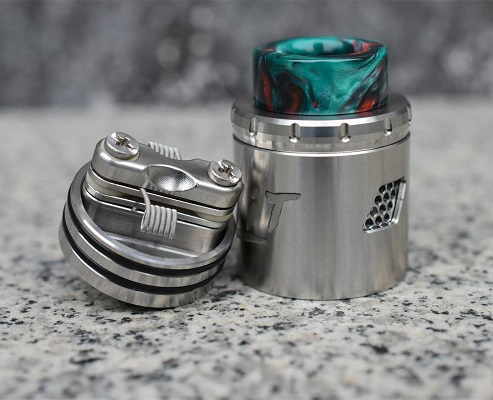 Lit RDA SS with deck
