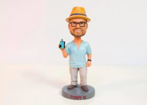 Tony B Bobble 2