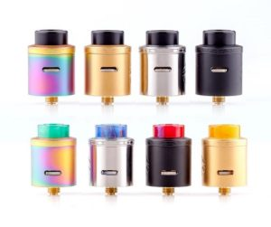 Aequitas RDA by Hellvape all colors 2
