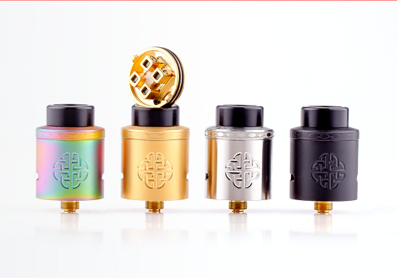 Aequitas RDA by Hellvape all colors 3