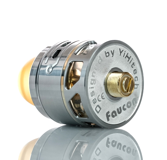 Yihi Sxmini Faucon RDTA on side bottom