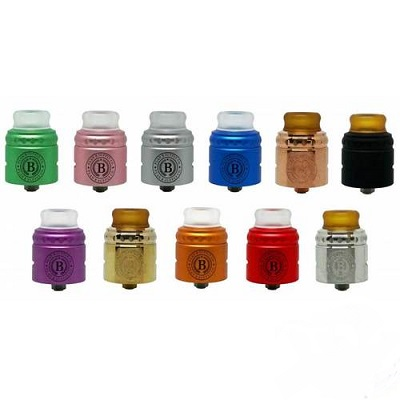 Doc RDA by Plan B Supply Co all colors