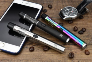 Vandy Vape NS Pen in black, Silver and Rainbow